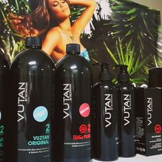 We have everything you can think of to achieve that #sunkissed #Tan.  Shhh nobody needs to know it's a spray tan. 😉