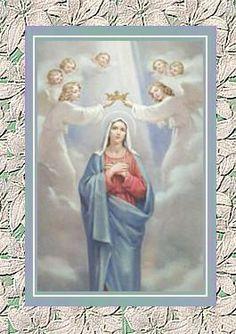 Virgen Mará