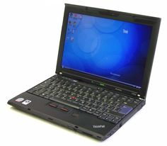 """Lenovo ThinkPad x200s   Core 2 Duo   2GB Ram   160GB HDD   12.1""""  Only: £75.00   http://thequickclick.co.uk/collections/cheap-refurbished-laptops"""
