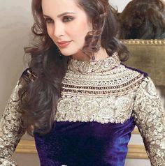 Beautiful !!! Pakistani fashion...http://www.slideshare.net/Fashioncentral/fc-mar2013vol8