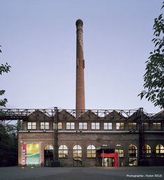 S&AA, Florian Tiedje · Multimedia Library in an Old Factory · Divisare