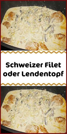 Schweizer Filet oder Lendentopf Einfache Rezepte Ingredients 400 g pork fillet (s) or loin 2 cans / Fromage Emmental, Canned Mushrooms, Creamed Mushrooms, Stuffed Mushrooms, Best Butter, Vegan Butter, Canned Blueberries, Pork Fillet, Vegetable Garden