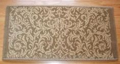 """Damask Stair Runner 47001 36"""" Patterned Stair Carpet, Hall Runner, Carpet Stairs, Wool Runners, Carpet Runner, Damask, Home Decor, Decoration Home, Damascus"""