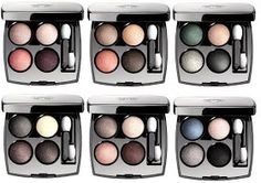 Smartologie: Chanel Les 4 Ombres Collection for Spring 2014 - First Look