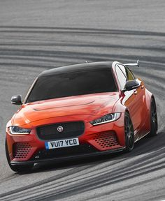 Jaguar XE SV Project 8 (2018)