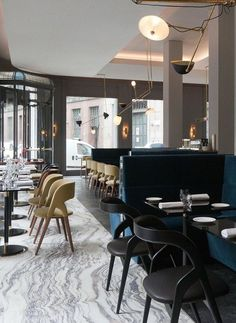T'a Milano bar - Modern Design restaurants - Artemest