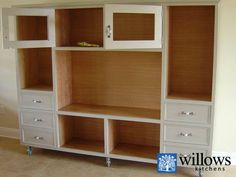 At we will help you design your dream living space with our gorgeous range of freestanding units. Each component is crafted with a. Free Standing, Furniture, Shelves, Your Design, Dream Living, Living Spaces, Bookcase, Home Decor, Solid Pine