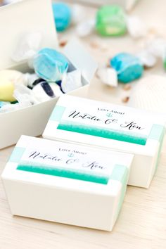 $1 Wedding Favor Ideas from My Own Ideas. This site is awesome!!!