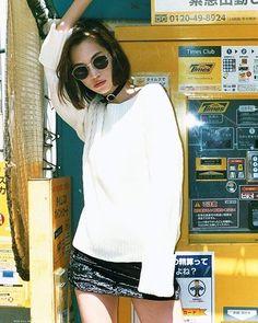 Kiko Mizuhara x EMODA AW 2016 ❤️ #kikomizuhara #kikokillerthighs!!!