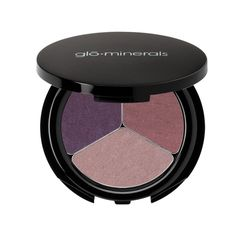 glo Minerals :: Eye Shadow Trio in Amethyst- so pretty and stays on all day
