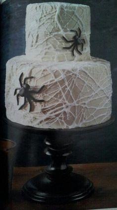 Cool Halloween cake!