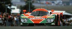 Mazda conmemora los 25 años de la victoria del 787B en las 24 Horas de Le Mans - Autos F1Latam