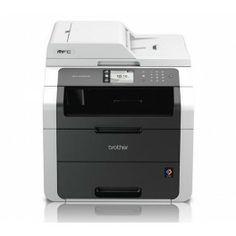 Idéale pour les petites entreprises, l'imprimante multifonctionsMFC-9140CDNde Brother vous permet de scanner, faxer, copier et imprimer en un temps record.Grâce à sa technologie LED, laMFC-9140CDNpeut imprimer jusqu'à 22 pages par minute en noir et blanc comme en couleur. Son interface Ethernet vous permet de la relier très facilement à un réseau local, pour bénéficier de ses fonctionnalités …