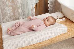 Koeka Baby-Strampler Jules Old Pink 50/56 - Warmes zum Anziehen - Winterzeit