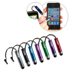 Micro Syluses...  Attach To The Headphone Jack on Your Phone...