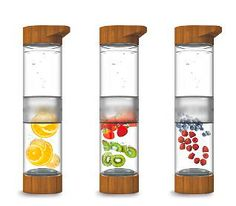 Fruit Infused Water Recipes and Spa Water Recipes