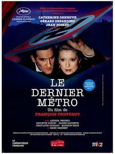 Le dernier métro : 10 Césars en 1981