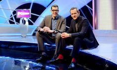 Alexander Armstrong and Richard Osman on TV's Favorite Quiz | Alexander Armstrong and co-host Richard Osman aren't the slickest of quiz show hosts – far from it, in fact. But Pointless is a huge, Countdown-killing hit, and about to air its 500th show.