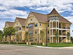 Austin College Campus - Flats at Brockett Court (2011)