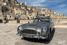 No Time to Die unveils first look at Aston Martin in Bond 25 James Bond Cars, New James Bond, Christoph Waltz, Aston Martin Db5, Roger Moore, Sean Connery, Jamaica, Southern Italy, Stunts