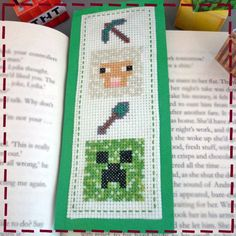 Minecraft Cross Stitch Pattern. Steve. | DIY And Crafts | Pinterest | Cross  Stitch, Stitch And Patterns