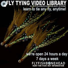 saltwater flies & saltwater fly tying videos by flyfishbonehead. Bonefish flies, more bonefish fly tying in our library