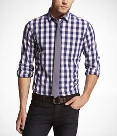 Men's Fashion Trends: Shop New Men's Clothing & New Arrivals at Express. My son would look like a model in this top ensamble! Gq Fashion, Moda Fashion, Fashion Trends, New Man Clothing, Clothes For Women, Men's Clothing, Mens Designer Shirts, Outfits Hombre, Cool Outfits