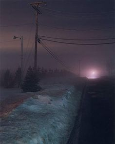 © Todd Hido, Untitled 2424-A, 1999.