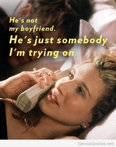 Hes not my boyfriend