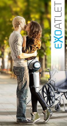Commercial material for ExoAtlet from the ExoAtlet website.
