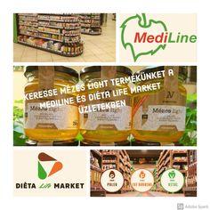 A Mézes Light elérhető újabb értékesítési pontokon. Kedves Vásárlóink! Örömmel tudatjuk, hogy a Mézes Light termékünk mostantól elérhető a MediLine áruházban és a Diéta Life Market üzleteiben. #fogyókúra #diéta #cukorbetegdiéta #fogyokura #vitanectar #édesítőszer #édesítő #csokkentettcukortartalom #finom #mézhelyettesito #dietalifemarket #cukorbetegekisehetik Paleo, Keto, Snack Recipes, Snacks, Fat Burning, Chips, Food, Snack Mix Recipes, Appetizer Recipes