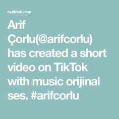 Arif Çorlu(@arifcorlu) has created a short video on TikTok with music orijinal ses. #arifcorlu Shape Of You, Mortal Kombat, Techno, Guys, Film, A & R, Tv, White Dogs, Musica
