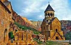 Noravank, 13th-century Armenia