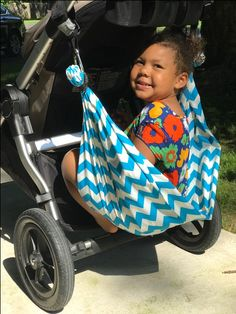 wallaseat is the compact stroller hammock that is a temporary seat for your child ages 3-7 (up to 65lbs).  It's THE stroller hack for all growing families. Perfect for outings that involve extensive walking (think Disney!!).