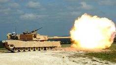 M1A2 Abrams - Nothing like American Firepower!