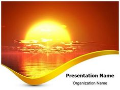 Download our professionally designed nature ppt template this download editabletemplatess premium and cost effective sunrise river editable slide designpresentation toneelgroepblik Image collections