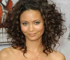 curly haircuts for women with naturally curly hair - Google Search