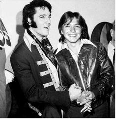 Elvis and David