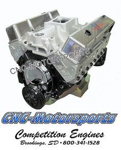 Get big power on a small budget with blueprint muscle series sb chevy 427 580 horsepower pump gas street strip crate engine afr heads roller malvernweather Images