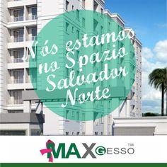 Salvador, Bahia. Nós estamos lá! :) Veja: http://www.mrv.com.br/imoveis/apartamentos/bahia/salvador/jardimdasmargaridas/spaziosalvadornorte