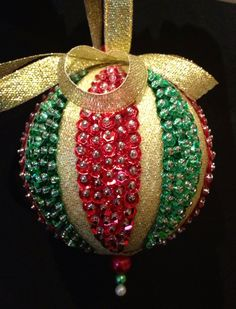 Handmade christmas ornament                                                                                                                                                                                 More