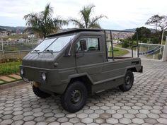 VW Brasil - Gurgel X15