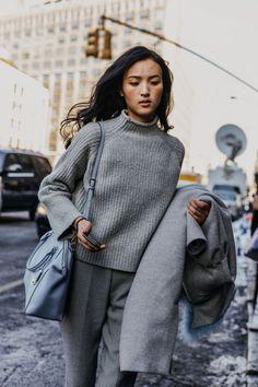 Model Street Style: Luping Wang