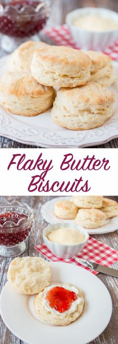 Quick and easy to make biscuits that melt in your mouth and made with just 6 simple ingredients.