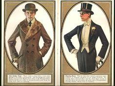 1920's Kuppenheimer ads (?)