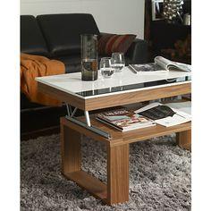 table basse qui se releve. Black Bedroom Furniture Sets. Home Design Ideas