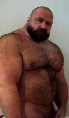 bear naked picture gay