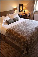 Rooms at The Parson Woodforde. A 4 star Norfolk Inn with awards and accolades oozing from every lovely, rustic pore.
