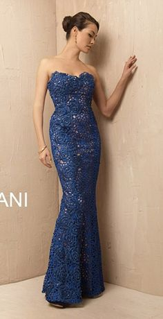 26 Exclusive Evening Dresses by Jovani That'd be fun for a bridesmaid #evening dresses#