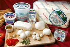 Fresh Mozzarella pearls - pair with cherry tomato halves, balsamic vinegar, EVOO, salt and pepper